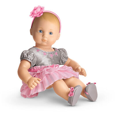 American Girl Bitty Baby Pink T Shirt For 15 Baby Doll Clothes