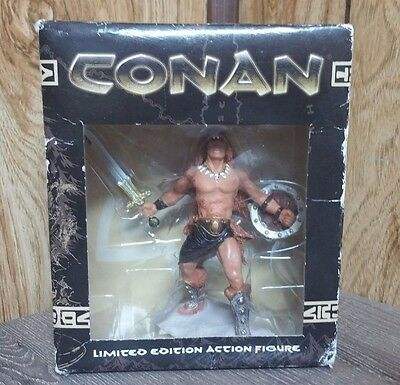 Conan Limited Edition Wolf Action Figure THQ Promo NEW Dark Horse Comics