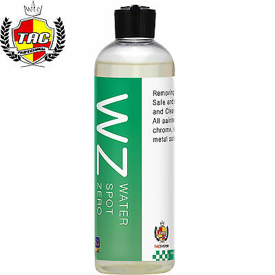 TACSYSTEM Hard Water Spot Remover & Oxide Layer Cleaner for Car Washing 500 ML