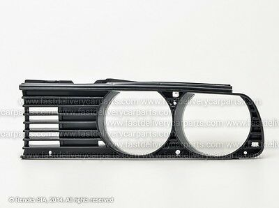 BMW 3 E30 1982- 1991 grille LEFT new 51131876091