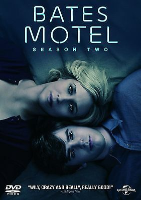 BATES MOTEL - Complete Series 2 Collection Boxset (NEW DVD R4)