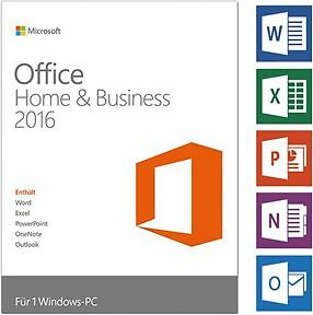 MS Office Home and business 2016 Word Excel Power outlook Lifetime License
