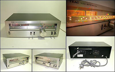 TEAC TX-300 Stereo Tuner