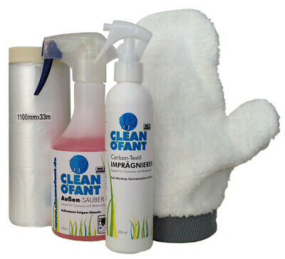 CLEANOFANT IMPRÄGNIER-Spray SET