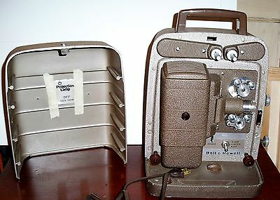 Vintage Movie Projector Bell & Howell