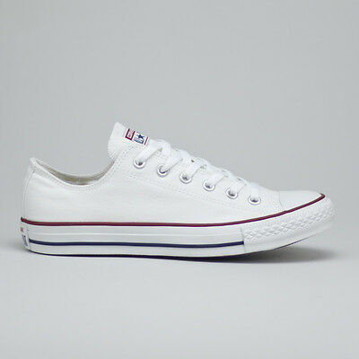 Converse All Star Ox Low Trainers Optical White New UK sizes 4,5,6,7,8,9,10,11
