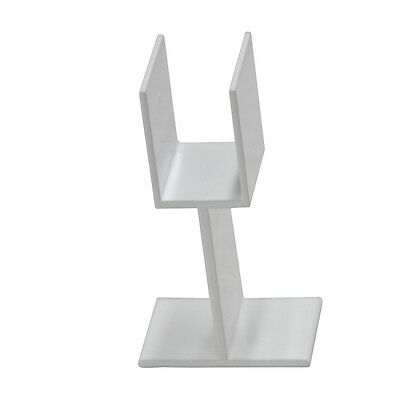 Regal SRSL-0W STAIR RAIL SUPPORT LEG WHITE ALUMINUM BLANC
