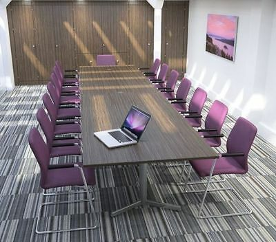 Office Meeting Table Boardroom Table | Unvarnished Wood Conference Meeting Table