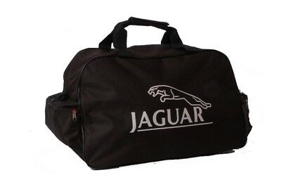 NEW JAGUAR TRAVEL / GYM / TOOL / DUFFEL BAG x-type s-type xf xk xkr flag banner