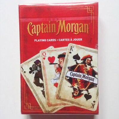 Captain Morgan Playing Cards Deck Printed By USPCC