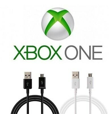 NEW 6Ft Extra Long USB Charger Cable Cord Wire For Microsoft XBOX ONE Controller