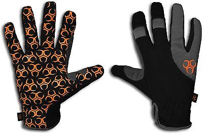 StrongSuit 10300 Grasper Work Gloves with Silicone-Infused Palms (Size: XXL)