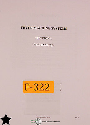 Fryer MB Machine System Q Series, Anilam 3000 Control Maintenance Manual 2002