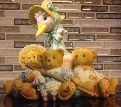 Cherished Teddies Friends Of A Feather Flock Together #154016