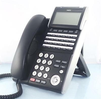 NEC DTL-24D-1A Digital Telephone in Black- B Grade