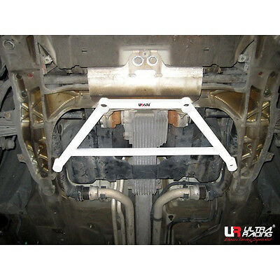 Porsche Carrera 4S 997 3.8 '06 Ultra Racing 4-Pt Front Lower Bar (Ur-La4-1507)