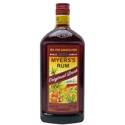 Myers's Original Dark Rum 700mL