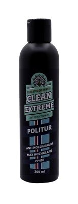 CLEANEXTREME Hochglanz-Anti-Hologramm-Politur CP400 - 200 ml