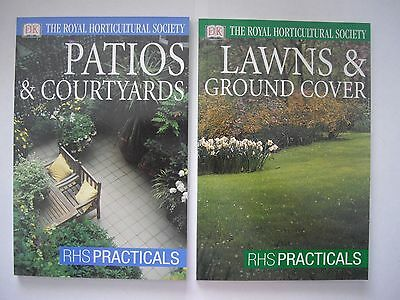 RHS Praticals: Patios & Courtyards / Lawns & Ground Cover