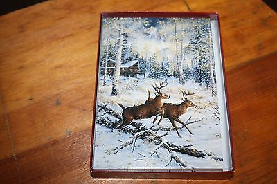 LEANIN TREE Christmas Cards, 2 - Packs of 10 Cards W/Envelopes, 20 Card Total
