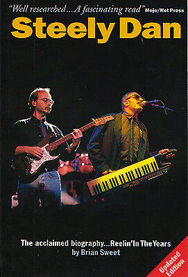 STEELY DAN Reelin' in the Years - Biography | Buch Book | Brian Sweet | 340 Sei.