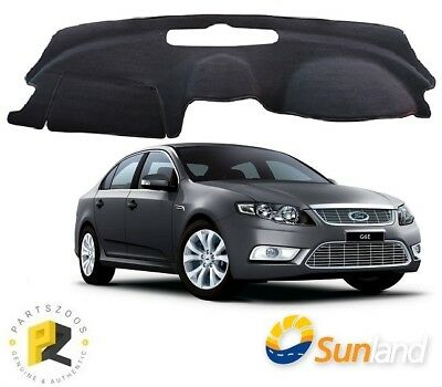 Dash Mat Sunland Charcoal for Ford Falcon FG FGII F6906 XT XR6 XR8 G6 G6E