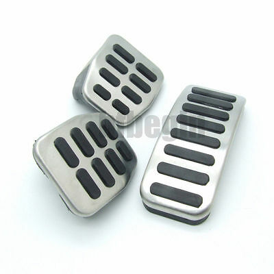 For VW Golf Jetta MK4 Bora Polo Beetle 1998-2004 MT Sport Footrest Pedals Pads