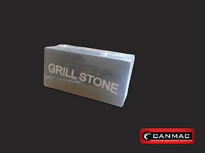 Griddle Grill Brick Stone BBQ