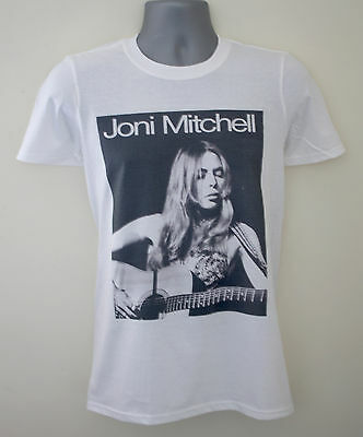 Joni Mitchell t-shirt Kate Bush Vashti Bunyan fleet foxes bob dylan rem