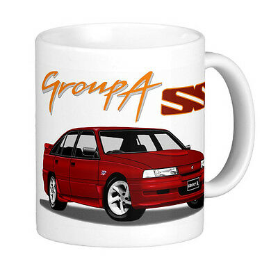 HOLDEN    VN  GROUP A   ' SS ' COMMODORE      QUALITY  11oz . MUG