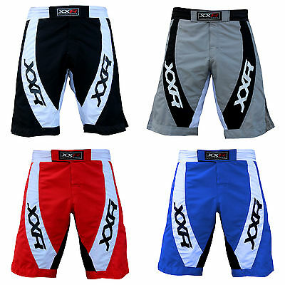 MMA Fight Shorts Fight Grappling Muay Thai Boxing(S-2XL)