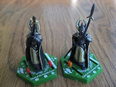 LOTR TMG Combat Hex BS 064 & 065 Guard of the Fountain Court (2 figures)