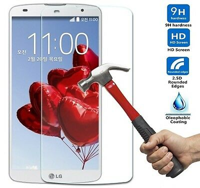 New 9H Hard Premium Ballistic Tempered Gorilla Glass Screen Protector For Lg G4