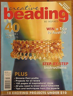 Creative beading be Inspired 40 amazing Projects Vol.2 no.5