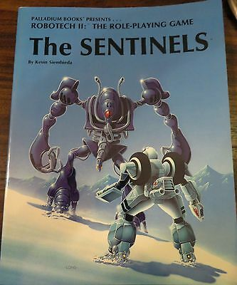 The Sentinels Robotech 11: The role - Playing Game Kevin Siembieda