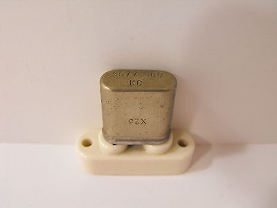 (1) Collins S-Line / KWM-2/2A 8.5775 MHz Crystal Covers 14.0-14.2 MHz 20 Meters