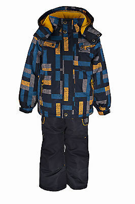 Gusti Boys 4 piece winter snow suit / snowsuit │2 - 14