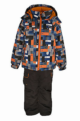 Gusti Boys 5 piece winter snow suit / snowsuit │2 - 14