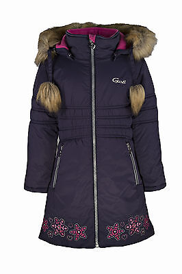 Gusti Girls long winter coat│2 - 14