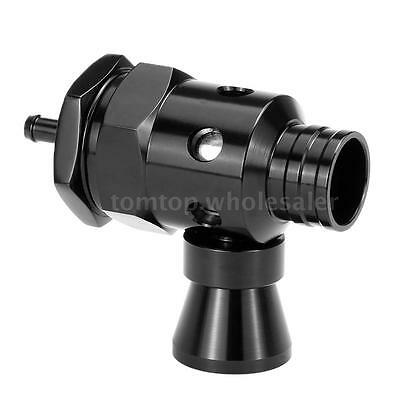 Black Universal 25mm Car Turbo  Blow Off Valve Bov Dump Valve Adjustable D5I1