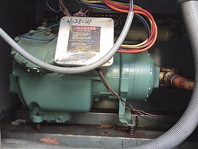 A/C 50 ton Carrier Condensing Unit AC new COMPRESSOR R22 Freon 208/230V 38AKS044