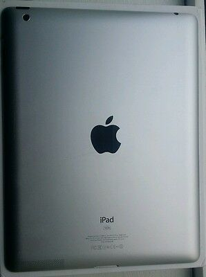 Ipad 3 A1416 WiFi Back Housing Battery Cover Case Camera Charging Power Button