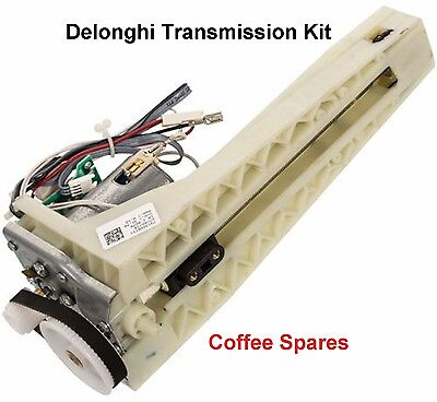 Delonghi TRANSMISSION Assembly -Genuine - for Automatic Coffee Machine