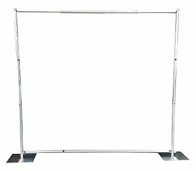 Step & Repeat Framework Only with Carry Bag