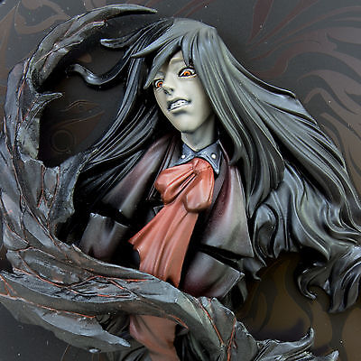 Hellsing Arucard Relief Figure JAPAN ANIME MANGA