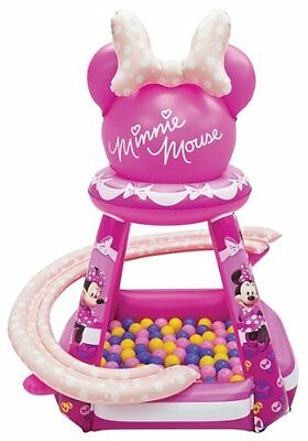 Disney Minnie Mouse Buttons and Bows Playland with 50 Balls