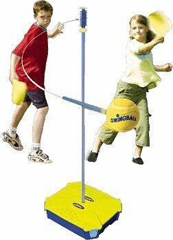 All Surface Swingball with Tether