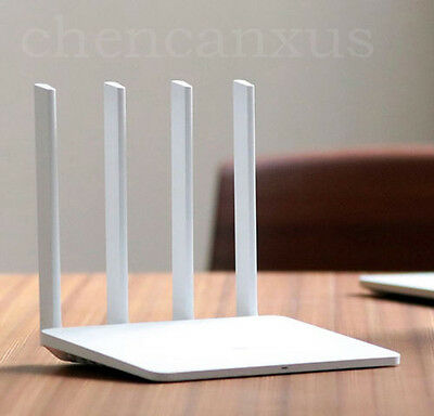NEW Original Xiaomi Mi WiFi Router 3 1167Mbps 2.4GHz 5GHz Dual Band 4 Antennas