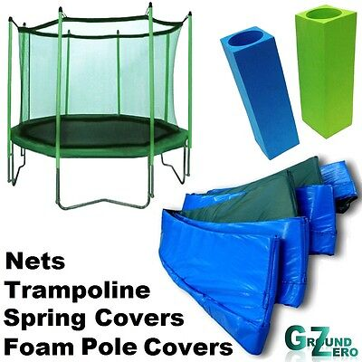 NEW Trampoline Replacement Spare Parts Universal Fits Circle Using Safety Bounce