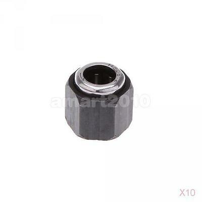 10x Redcat Racing R025 Hex nut one way bearing for VX .18 .16 .21 12mm
